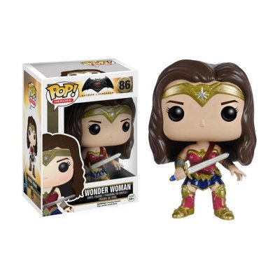 Figura Funko POP! Vynil 86 Wonder Woman Batman v Superman