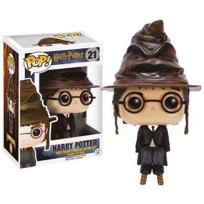 Figura Funko POP! Vynil 21 Harry Potter Sombrero Seleccionador (Ed Limitada)
