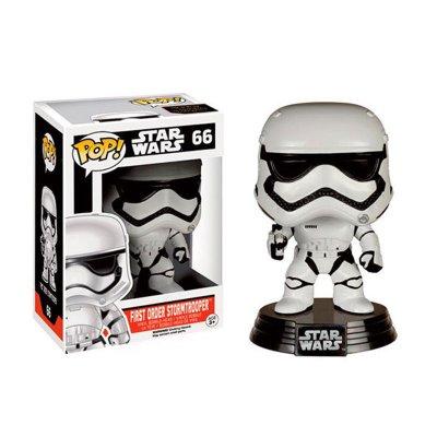Figura Funko POP! Bobble 66 Star Wars Ep VII Stormtrooper Primera Orden