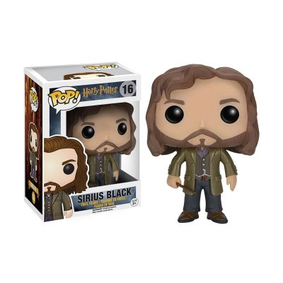 Figura Funko POP! Vinyl 16 Sirius Black Harry Potter