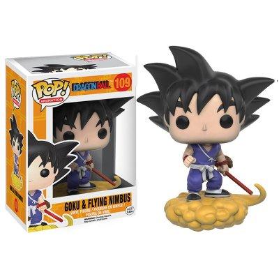 Figura Funko POP! Vynil 109 Goku en Nimbus Dragonball Z