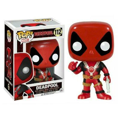 Figura Funko POP! Vynil Bobble 112 Deadpool