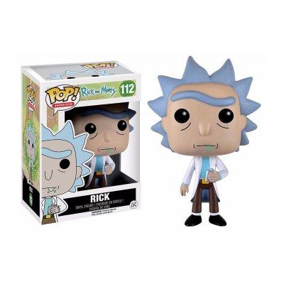 Figura Funko POP! Vynil 112 Rick Rick y Morty