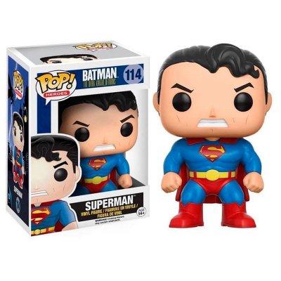 Figura Funko POP! Vynil 114 DC Superman (Ed Limitada)