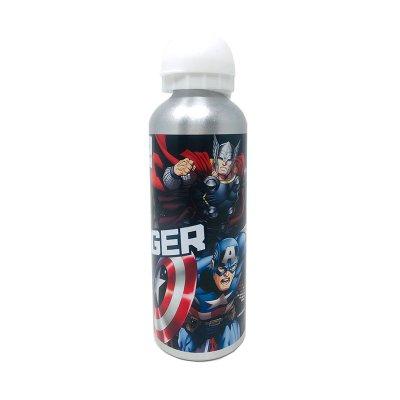 Botella aluminio 500ml Los Vengadores