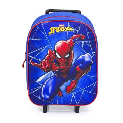 Mochila Trolley Spiderman