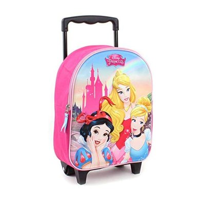 Mochila 3D Trolley Princesas Disney