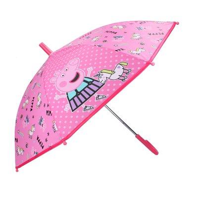 Paraguas manual Peppa Pig Unicornio 62cm