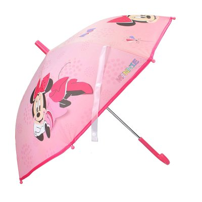 Paraguas manual Minnie Mouse 63cm