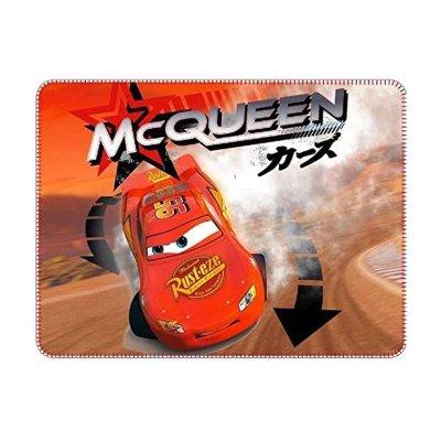 Manta polar Cars McQueen 120x140cm