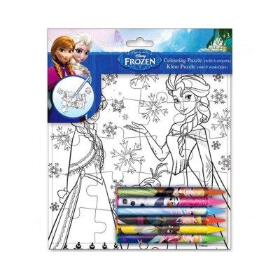 Wholesaler of Puzzle c/ceras Frozen Disney