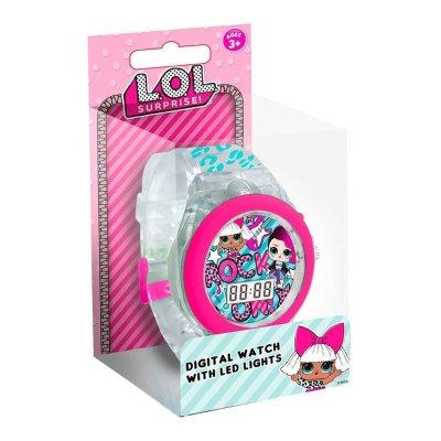 Wholesaler of Reloj digital LOL Surprise con luces LED