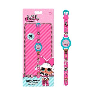 Wholesaler of Reloj digital LOL Surprise Girls