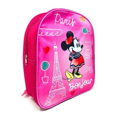 Wholesaler of Mochila Paris Minnie Mouse 31cm