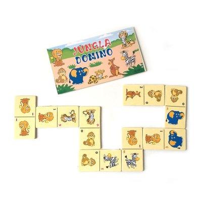 Wholesaler of Domino infantil madera Jungla