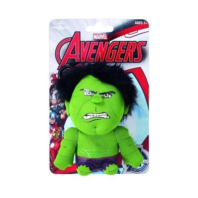 Llavero peluche con sonido Hulk Los Vengadores