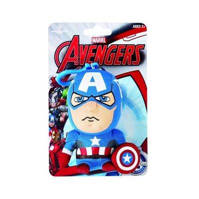 Llavero peluche con sonido Capitán América Los Vengadores