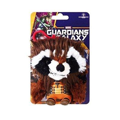 Llavero peluche con sonido Rocket Raccoon Guardianes de la Galaxia
