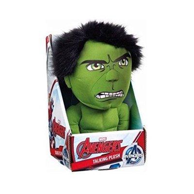 Peluche Hulk con sonido Los Vengadores 25cm