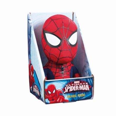 Peluche Spiderman con sonido Los Vengadores 25cm