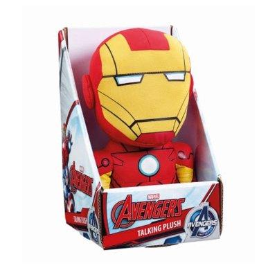 Peluche Iron Man con sonido Los Vengadores 25cm