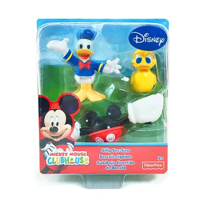 Wholesaler of Figura Pato Donald Clubhouse Disney Silly See-Saw