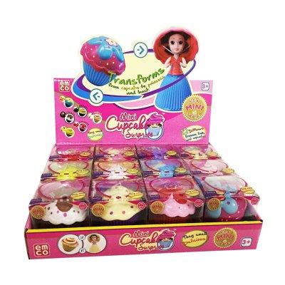 Coleccionables Mini Cupcake Surprise