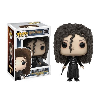 Figura Funko POP! Vynil 35 Bellatrix Lestrange Harry Potter