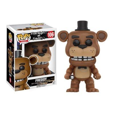 Figura Funko POP! Vynil 106 FNAF Freddy
