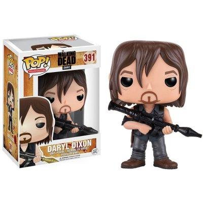 Figura Funko POP! Vynil 391 Daryl Dixon con lanzacohetes The Walking Dead