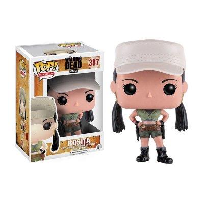 Figura Funko POP! Vynil 387 Rosita The Walking Dead