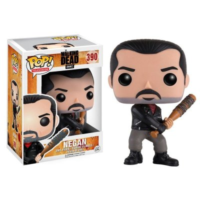 Figura Funko POP! Vynil 390 The Walking Dead Negan