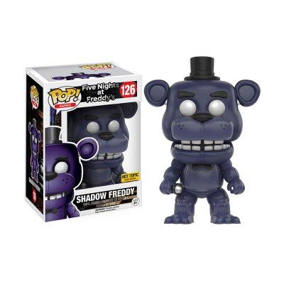 Figura Funko POP! Vynil 126 FNAF Shadow Freddy (Ed.Limitada)