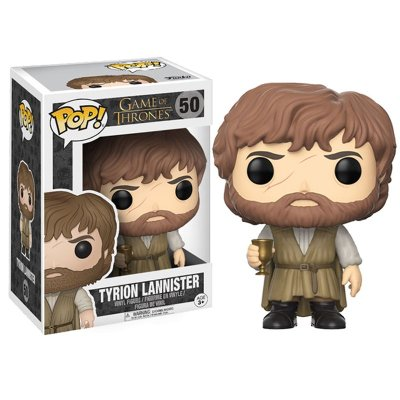 Figura Funko POP! Vynil 50 Juego de Tronos Tyrion Lannister