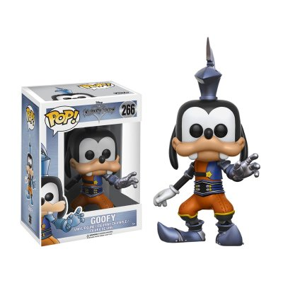 Figura Funko POP! Vynil 266 Goofy Kingdom Hearts (Ed.Limitada)