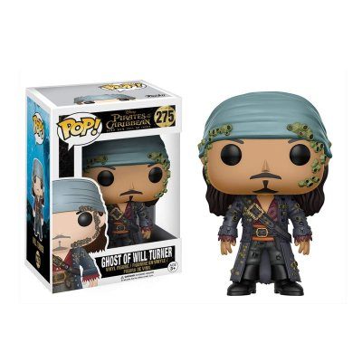 Figura Funko POP! Vynil 275 Will Turner Piratas de Caribe