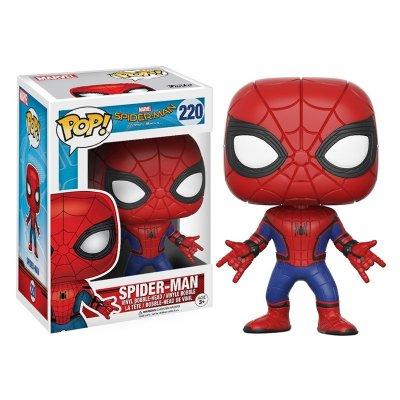 Figura Funko POP! Vynil Bobble 220 Marvel Homecoming Spiderman
