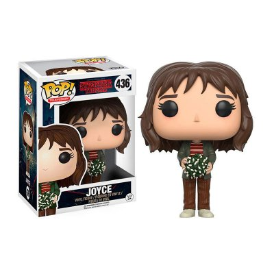 Figura Funko POP! Vinyl 436 Joyce con luces Stranger Things