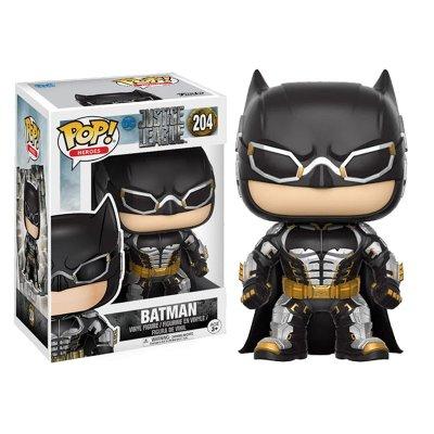 Figura Funko POP! Vynil 204 Batman DC Liga de la Justicia