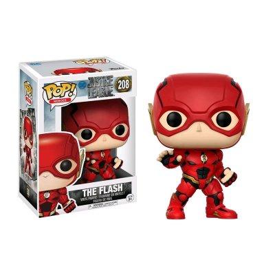 Figura Funko POP! Vynil 208 The Flash DC Liga de la Justicia