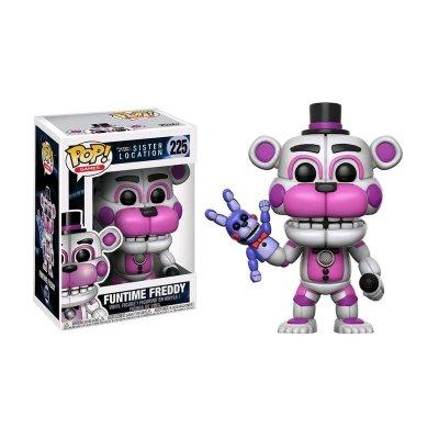 Figura Funko POP! Vynil 225 FNAF Funtime Freddy