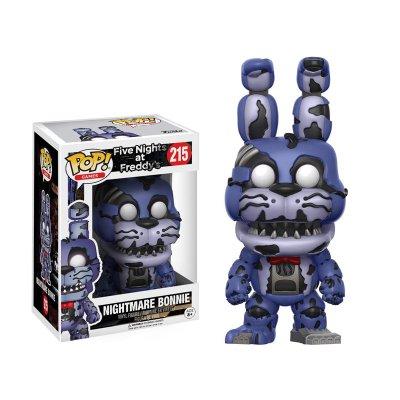 Figura Funko POP! Vynil 215 FNAF Nightmare Bonnie