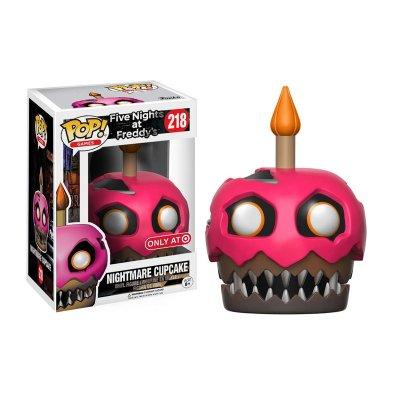 Figura Funko POP! Vynil 218 FNAF Nightmare Cupcake (Ed.Limitada)