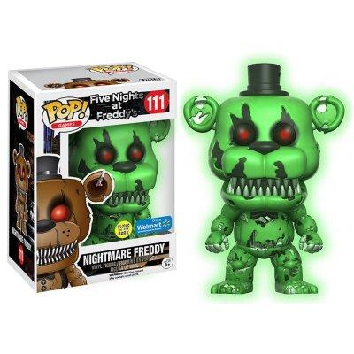 Figura Funko POP! Vynil 111 FNAF Nightmare Freddy (Ed Limitada)