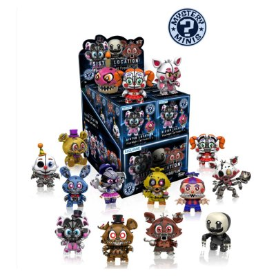 Funko Mystery Minis Five Nights At Freddy (Ed Limitada)