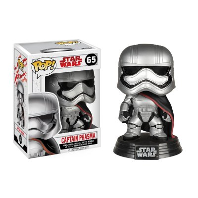 Figura Funko POP! Vynil Bobble 65 Star Wars Captain Phasma
