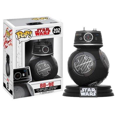Figura Funko POP! Bobble 202 BB-9E Star Wars Episodio VIII