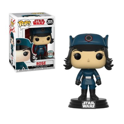 Figura Funko POP! Vynil Bobble 205 Star Wars Rose in Disguise