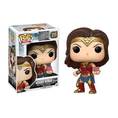 Figura Funko POP! Vynil 211 Wonder Woman Justice League (Ed.Limitada)