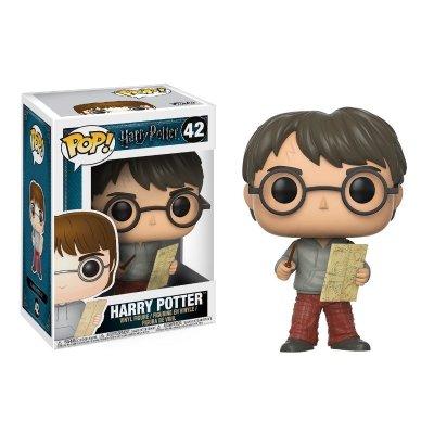 Figura Funko POP! 42 Harry Potter con Mapa del Merodeador